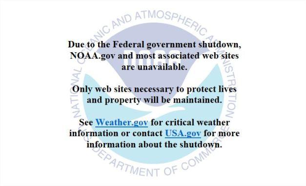 Gov't Shutdown