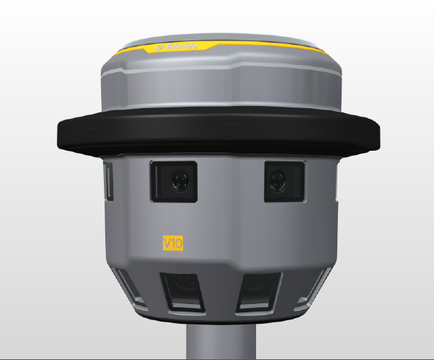 Trimble V10 Imaging Rover   Frontier Precision Geospatial News & Updates