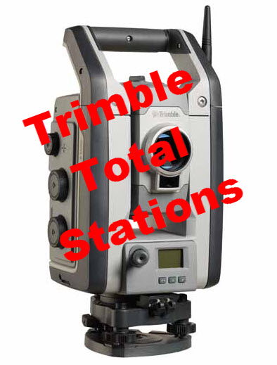 Trimble S9 Total Station Studio Front notripod 68390
